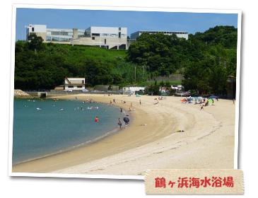 鶴ケ浜海水浴場